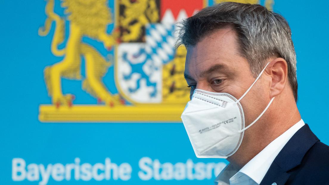"""Druck auf STIKO wächst – Söder fordert """"Schülerimpfung"""" wegen Delta-Variante"""