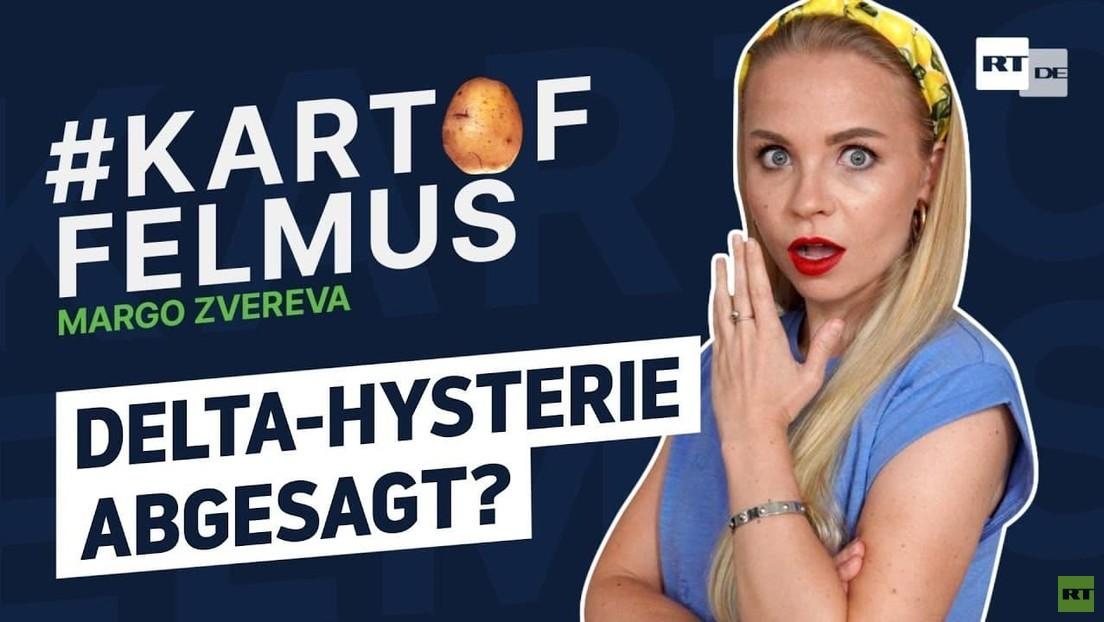 Karl Lauterbach bloßgestellt - Jagd auf Baerbock - Kartoffelmus (Folge 21)