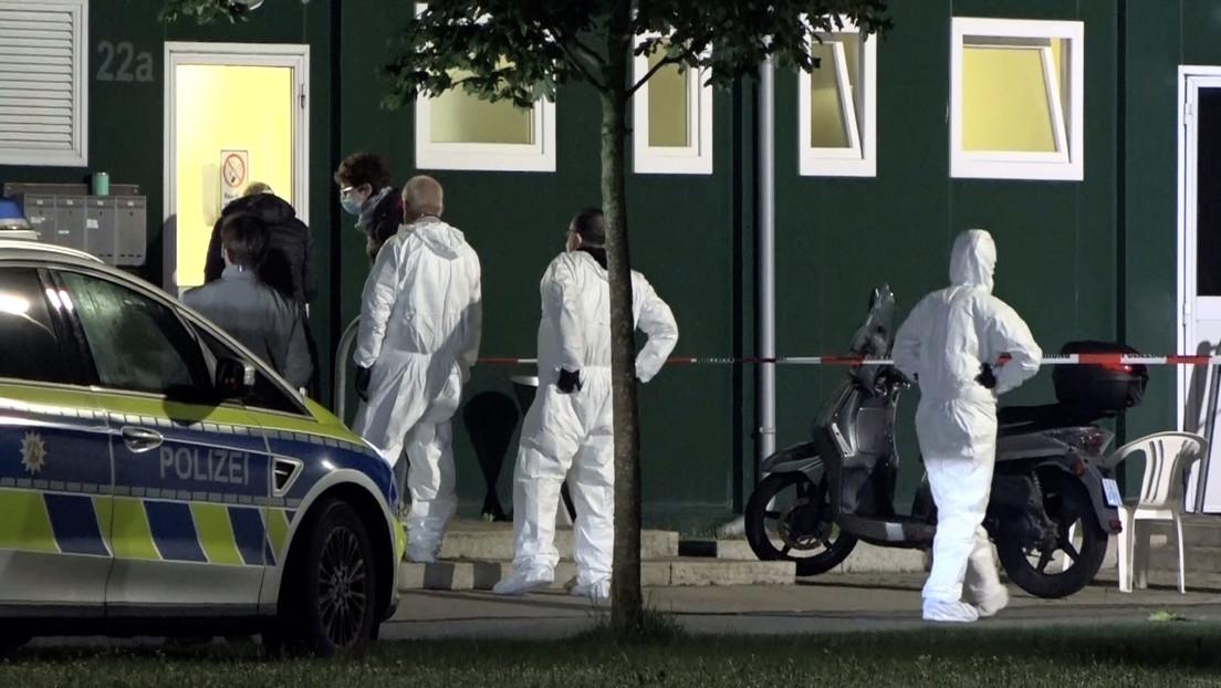 Tödlicher Messerangriff in Flüchtlingsheim im Münsterland