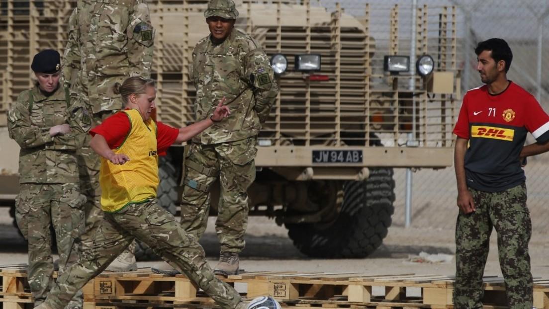 """Medienbericht: Großbritannien will Spezialeinheiten als """"Berater"""" in Afghanistan lassen"""