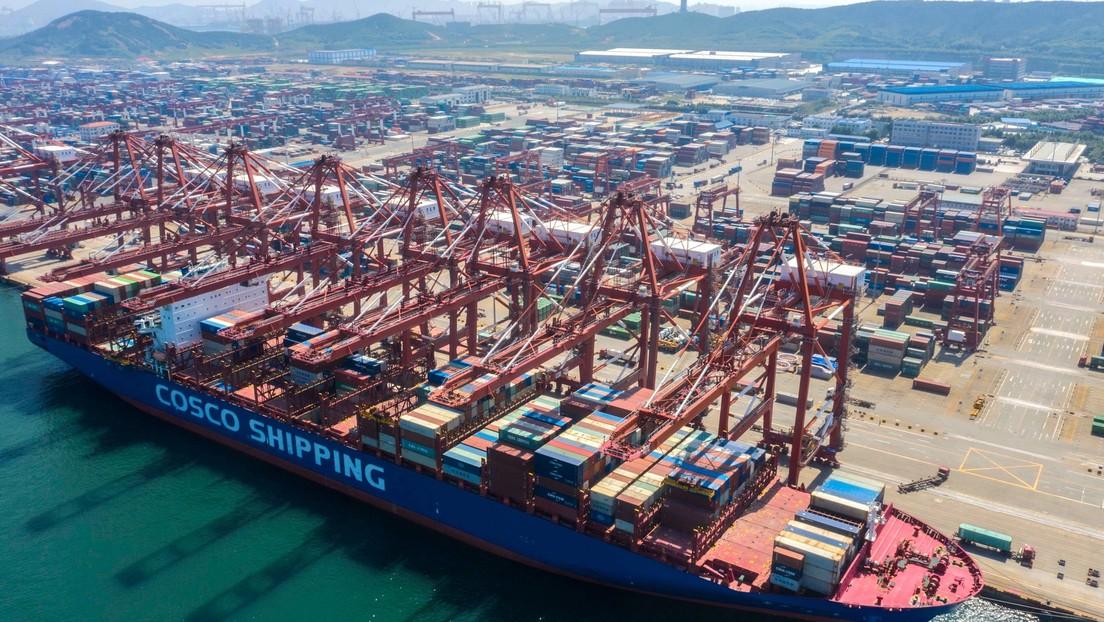 Preise für Schiffscontainer vervierfachen sich innerhalb eines Jahres