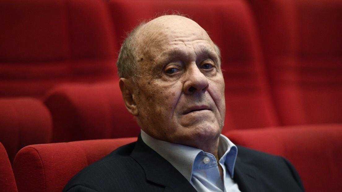 Russischer Schauspieler und Regisseur Wladimir Menschow an COVID-19 gestorben