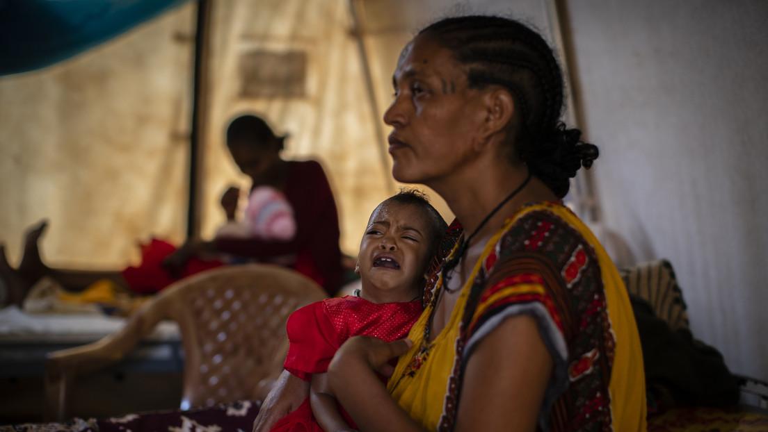 Trotz Einstellung der Kämpfe: 400.000 Menschen in Tigray akut vom Hungertod bedroht