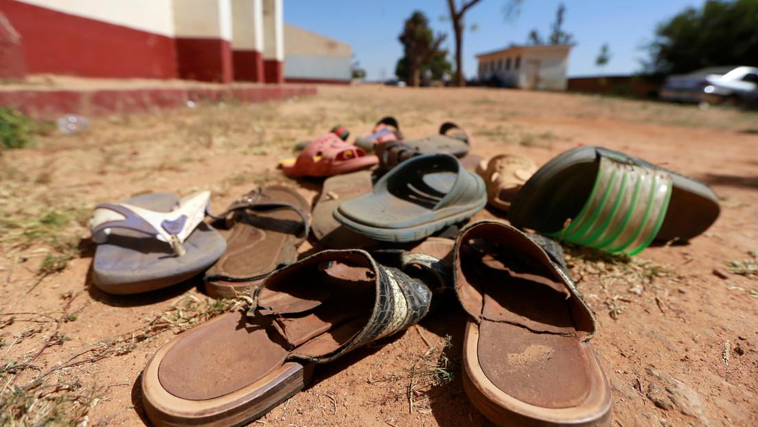 Nigeria: Bewaffnete entführen 140 Kinder aus Schule
