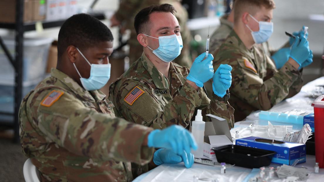 USA: Soldaten werden gezwungen, sich gegen COVID-19 impfen zu lassen