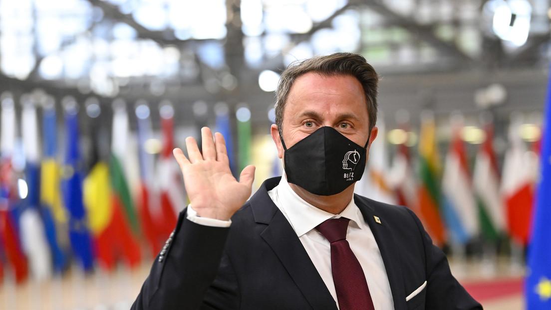 Luxemburgs Premier Bettel mit COVID-19-Erkrankung im Krankenhaus