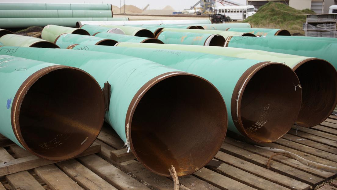 Kanadischer Eigentümer der Keystone-XL-Pipeline fordert Schadensersatz von Washington