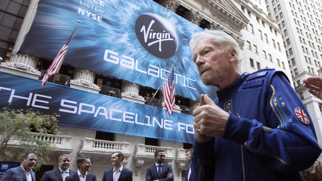 Jeff Bezos und Richard Branson zum Mond - aber per Einweg-Ticket