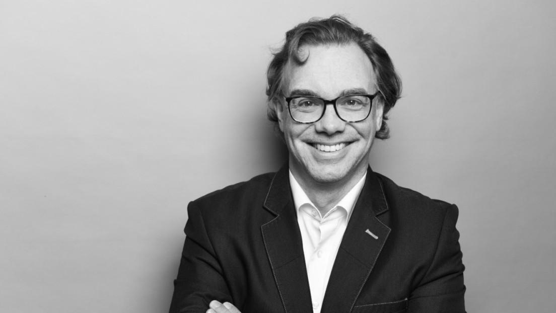 Oliver Brendel leitet die Programmentwicklung bei RT DE
