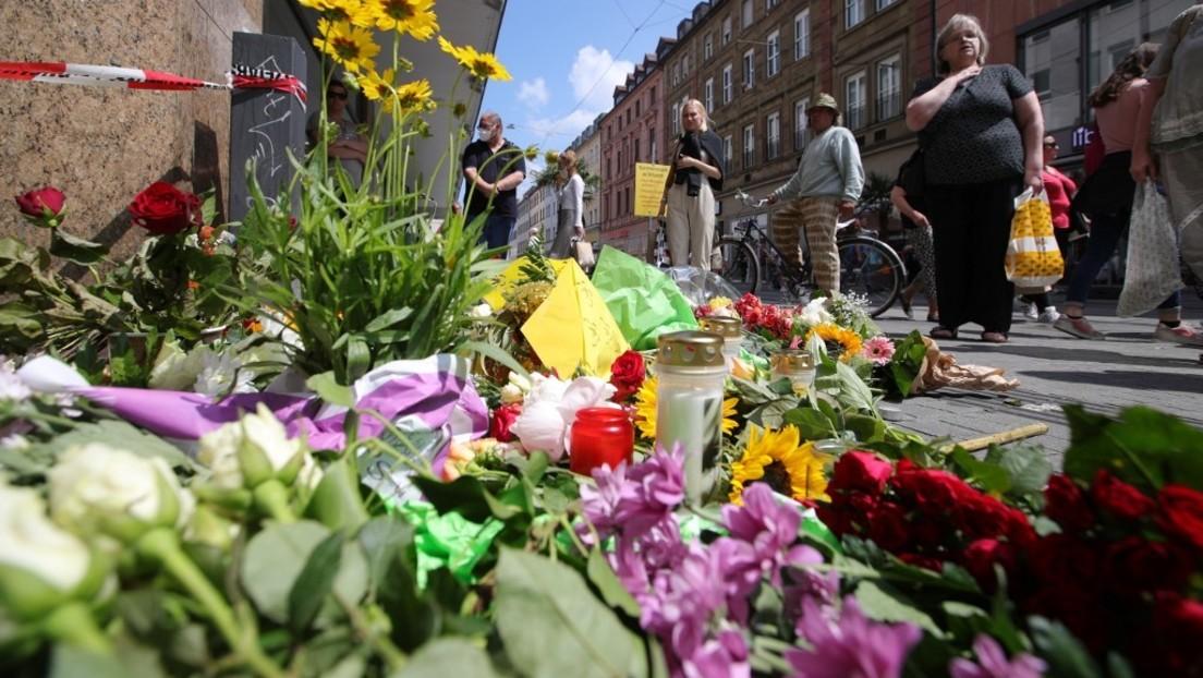 Messerstecher von Würzburg: Mehr verletzte Menschen als bekannt