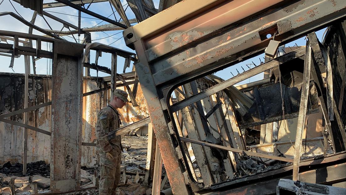 Schiitische Milizen starten neue Angriffe auf US-Einrichtungen in Syrien und im Irak