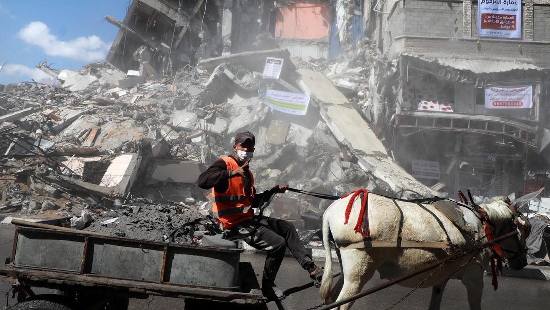 Gaza: Wirtschaft durch israelische Bombardierung stark und langfristig geschwächt