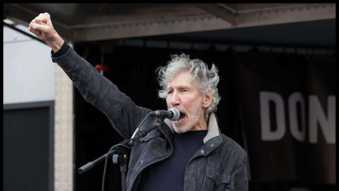 Pink Floyds Roger Waters zu Assange: Mainstream-Medien kuschen vor der herrschenden Klasse