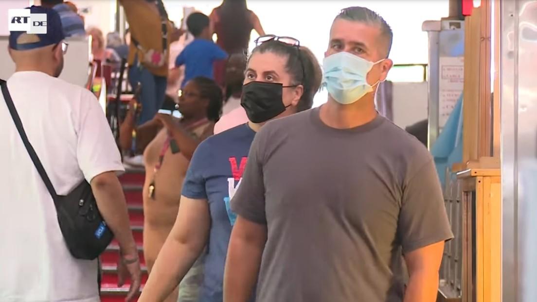 Angst vorm Leben ohne Maske? Experten befürchten Zunahme an Angststörungen