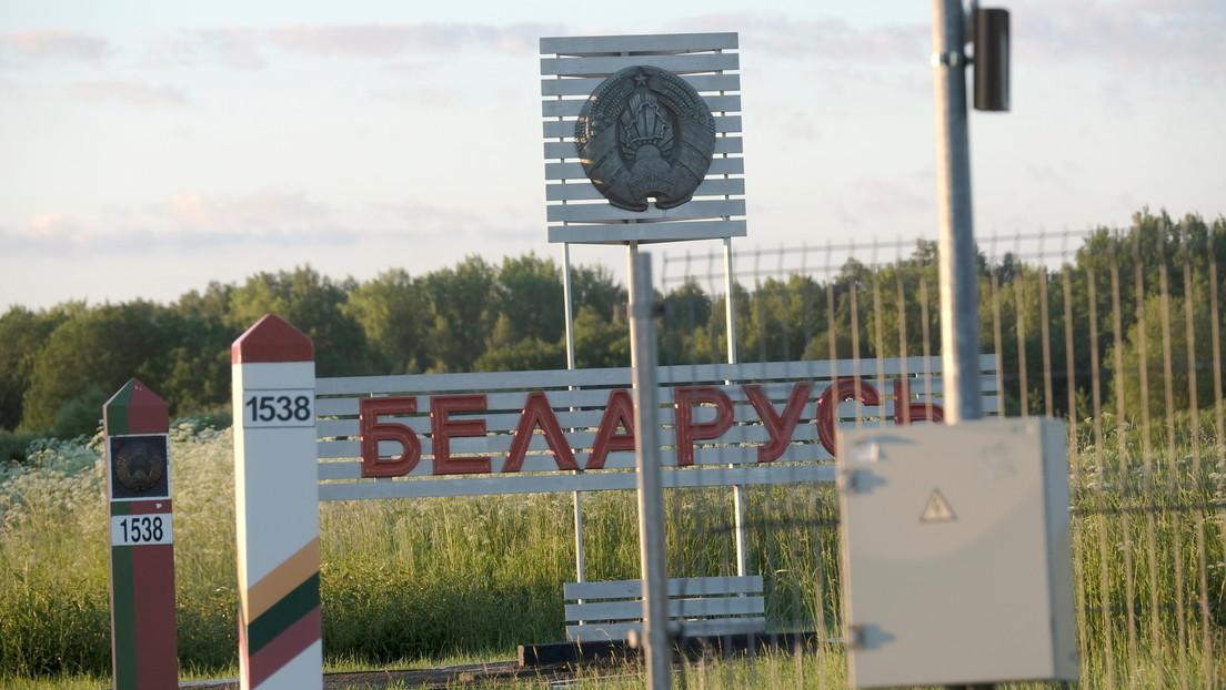 Zum Schutz gegen Migranten aus Weißrussland: Litauen baut Zaun aus Stacheldraht