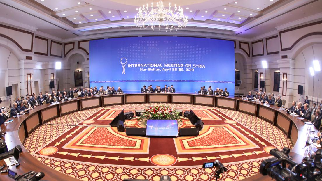 Astana-Gespräche: Humanitäre Lage in Syrien muss Priorität haben