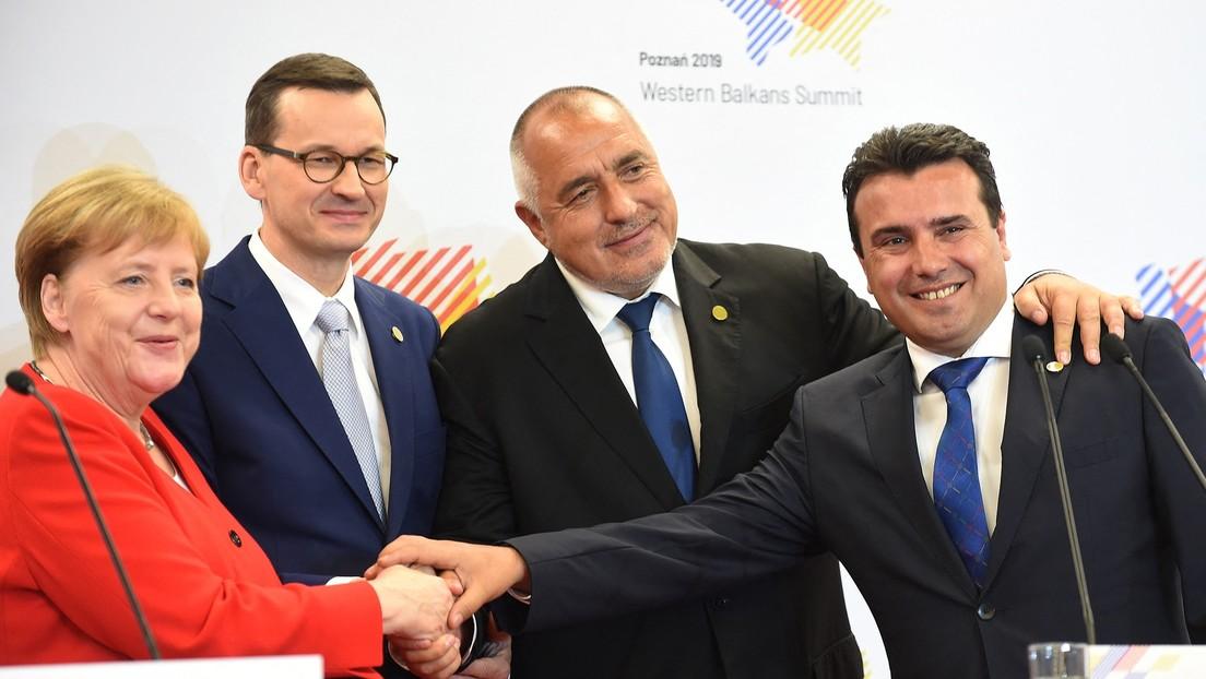 """Die Ausbreitung der EU auf dem Balkan wird das """"Imperium"""" erweitern – aber auch dramatisch schwächen"""
