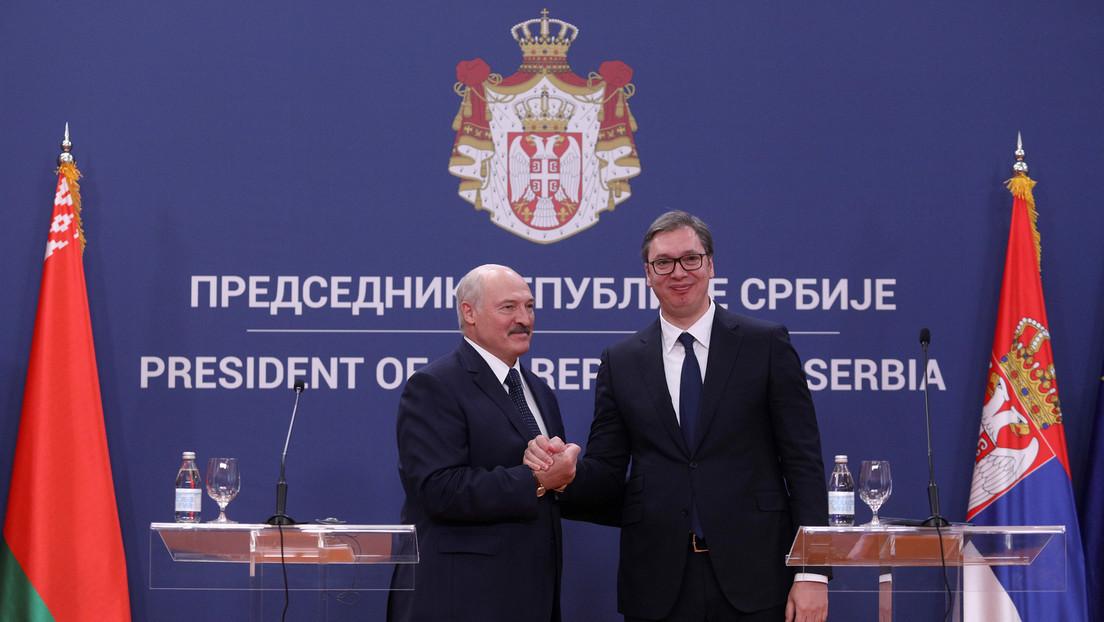 EU-Kandidat Serbien schert bei Sanktionen gegen Weißrussland aus