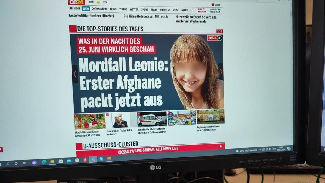 Mordfall Leonie: Anarchistinnen stürmen Verkaufsbüro von oe24 – Berichterstattung sei rassistisch