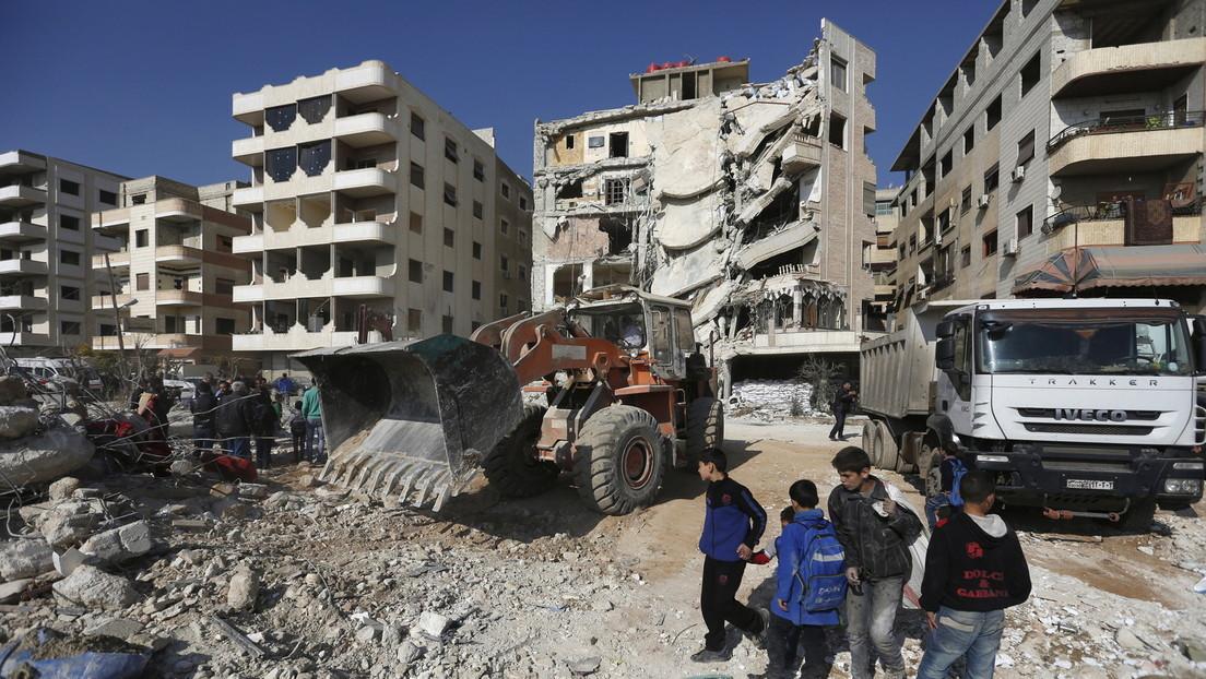 Russland, Iran und Türkei kritisieren Israel für völkerrechtswidrige Luftangriffe in Syrien