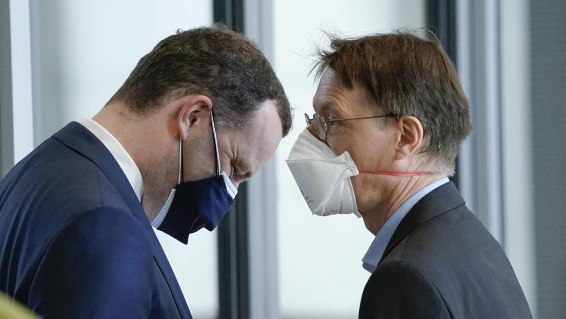 Karl Lauterbach will Gesundheitsminister werden