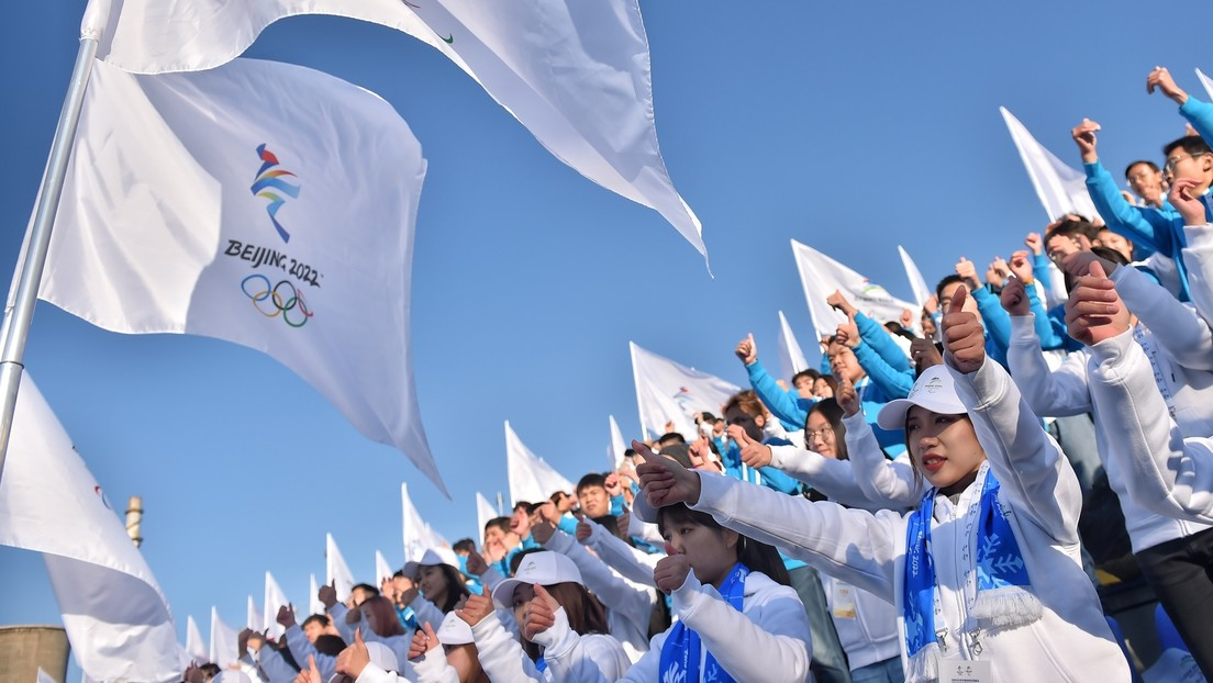 Britische Abgeordnete rufen zum Boykott der Olympischen Spiele in Peking auf
