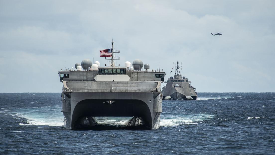 Trotz Warnungen aus Moskau vor Eskalation: USA verlegen Kriegsschiff vor Russlands Küsten