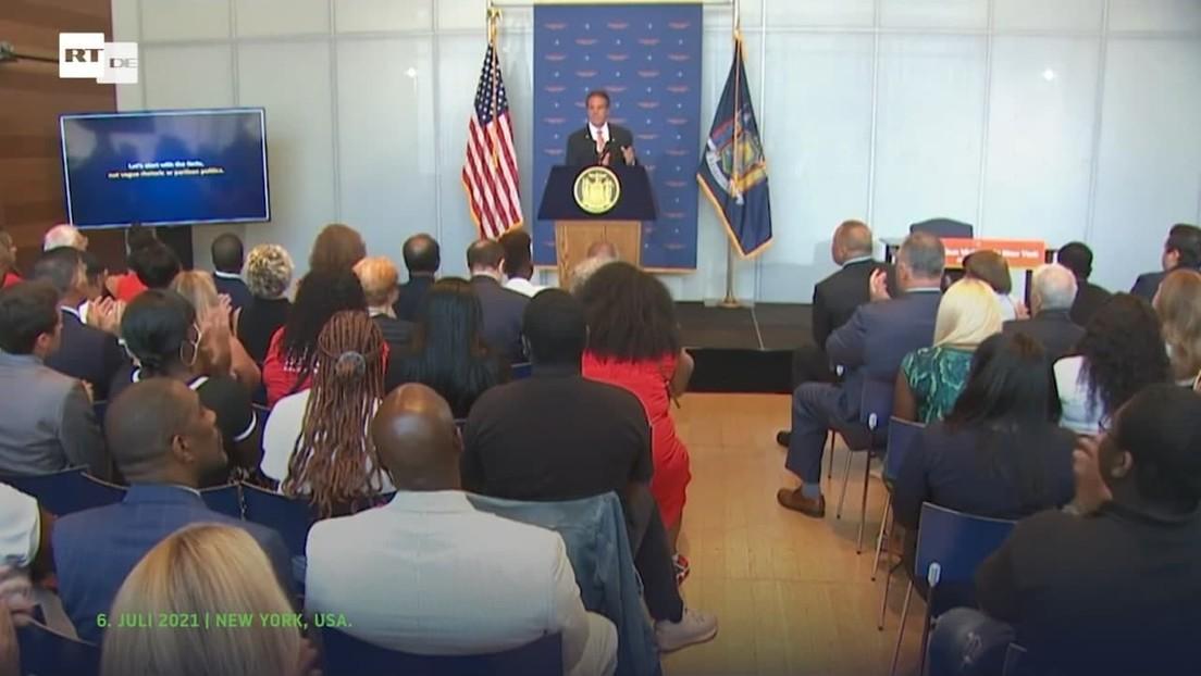New York sagt Waffengewalt den Kampf an: Katastrophennotstand und Prävention