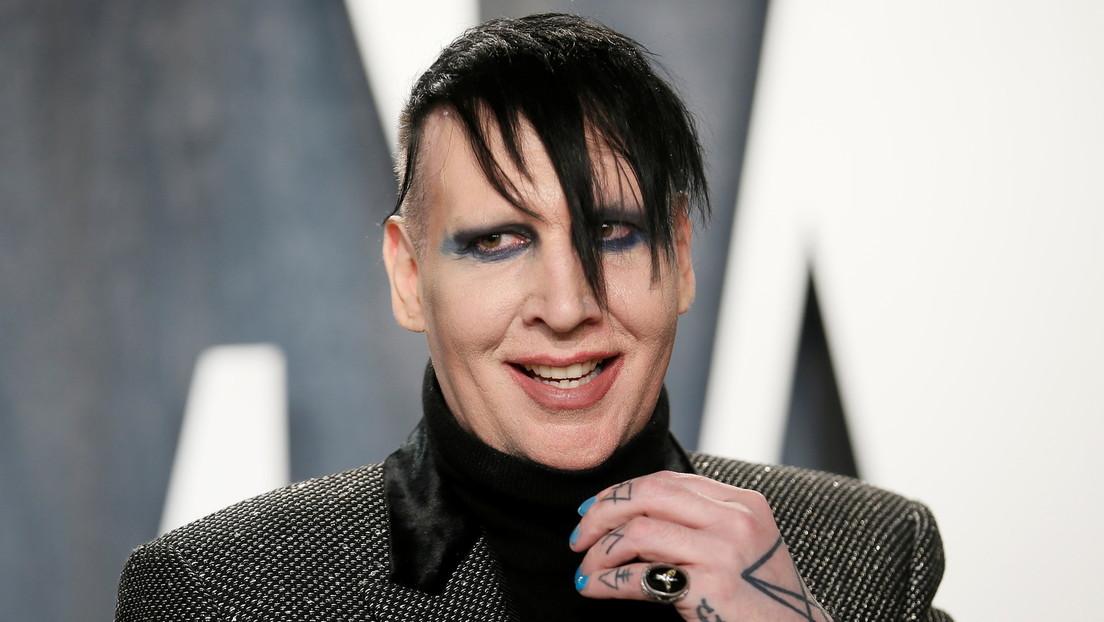Haftbefehl nach Spuckattacke: Marilyn Manson stellt sich der Polizei
