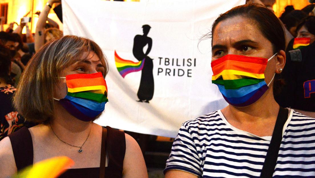 Georgien und LGBT – Attacke auf den Mythos EU