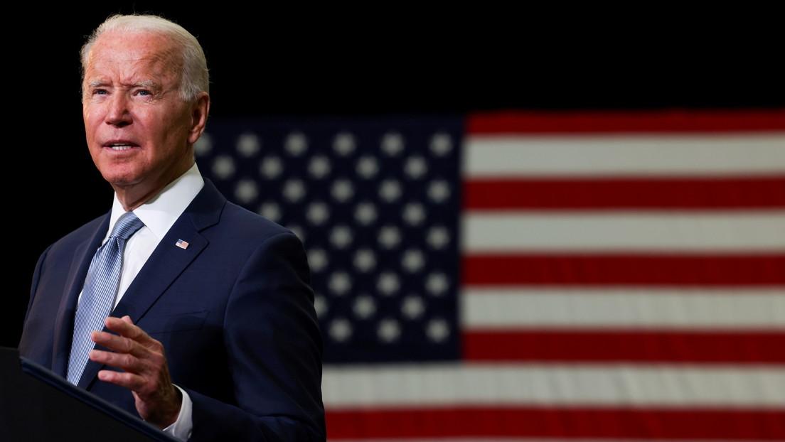 """Biden verteidigt Afghanistan-Abzug: Machtübernahme der Taliban """"nicht unausweichlich"""""""