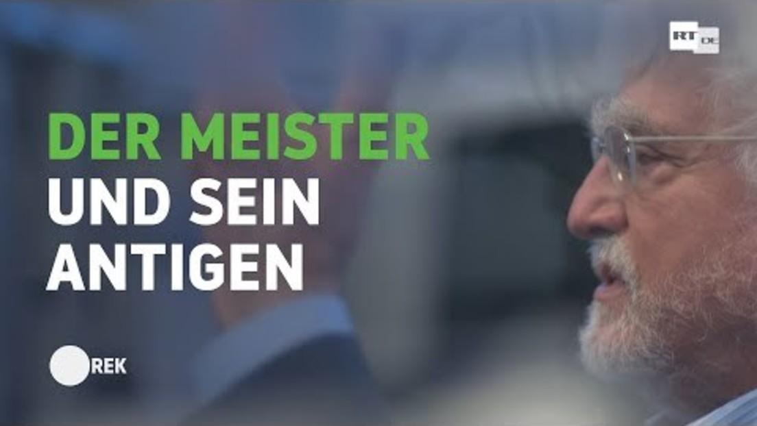 Der Meister und sein Antigen – Zu Besuch bei Prof. Winfried Stöcker