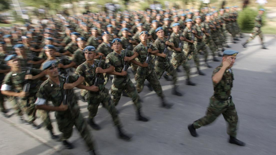 Russischer Generaloberst: Tadschikistan ist für möglichen Taliban-Angriff gerüstet