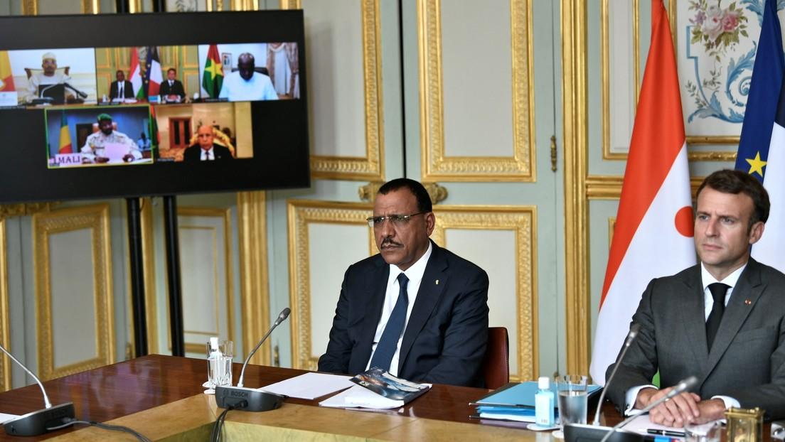Frankreich schließt Militärstützpunkte in Mali