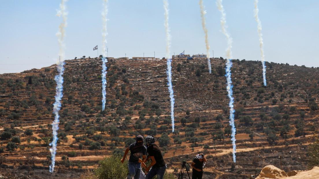 Westjordanland: Israelische Streitkräfte schießen mit scharfer Munition auf Demonstranten