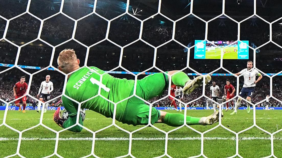 Nach Laser-Attacke im EM-Halbfinale: Milde UEFA-Strafe für England