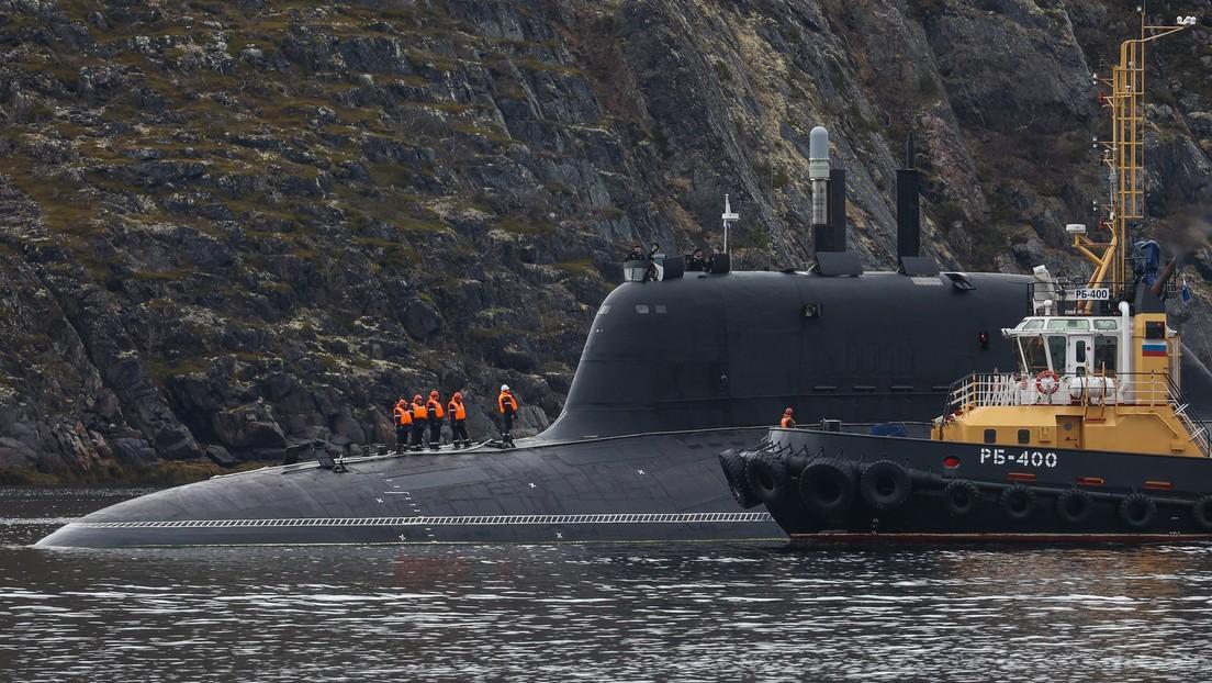 """Britische Marine schickte Hubschrauber auf die Suche nach """"mysteriösem russischem U-Boot"""""""