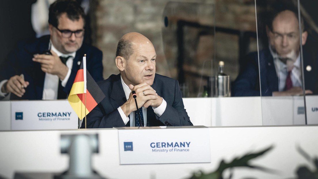 """Großer geschichtlicher Moment"" – G20-Finanzminister beschließen globale Steuerreform"