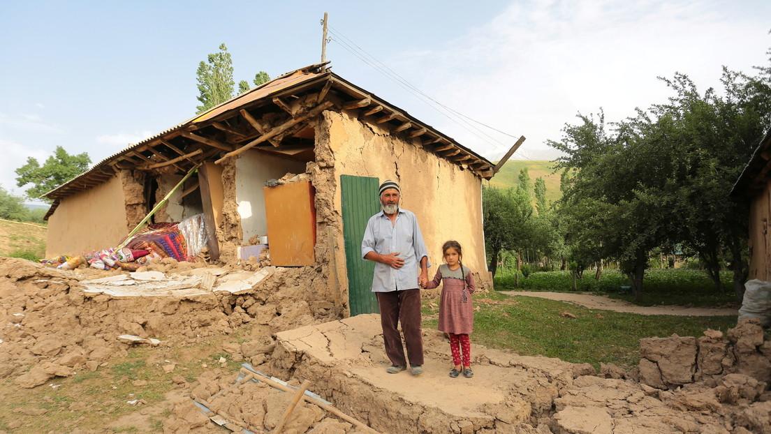 Mehrere Tote nach Erdbeben in Tadschikistan
