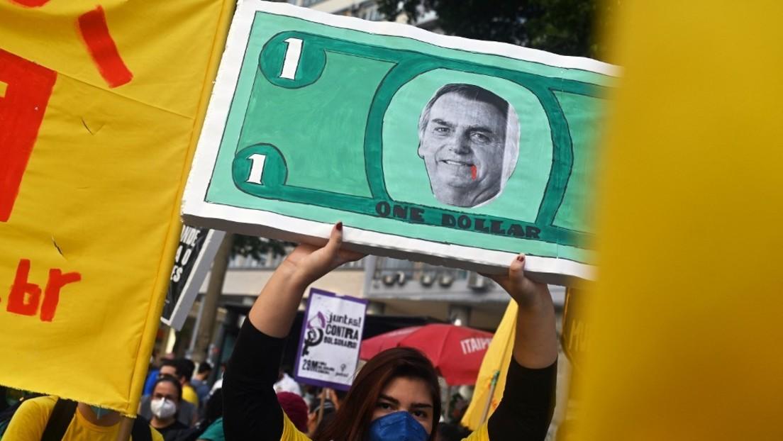 Mehrheit der Brasilianer begrüßt Amtsenthebungsverfahren gegen Bolsonaro