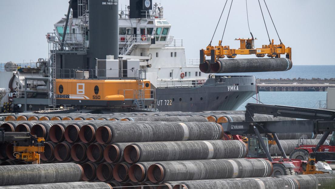 Nord Stream 2: Bauarbeiten sollen bis Ende August abgeschlossen sein