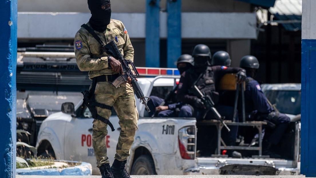 """Präsidentenmord in Haiti: """"Arzt aus Florida"""" als mutmaßlicher Drahtzieher festgenommen"""