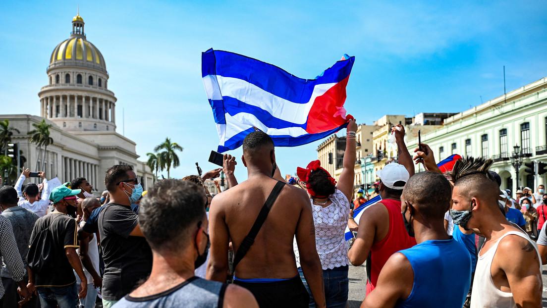 Antiregierungsproteste in Kuba – Präsident Díaz-Canel wirft Washington Provokationen vor
