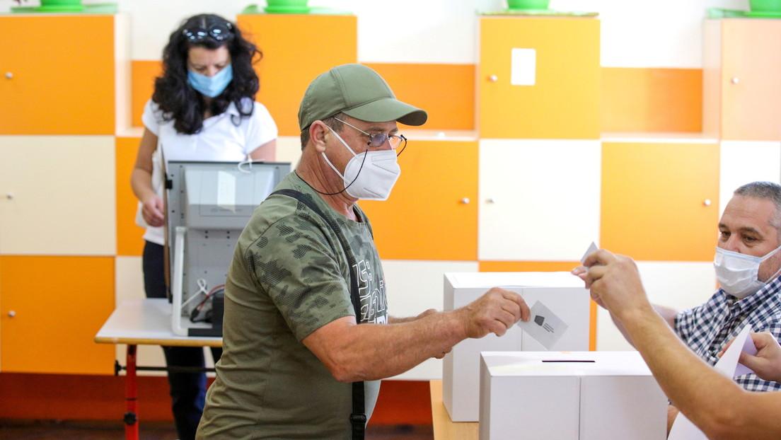 Pattsituation nach Parlamentswahl in Bulgarien