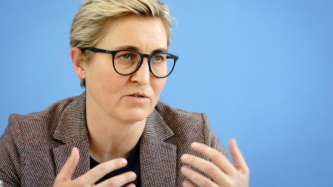 Linken-Chefin Hennig-Wellsow: Zeit für Lockerungen noch nicht gekommen