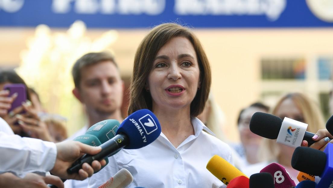 Hoher Wahlsieg für die Partei der Präsidentin in Moldawien