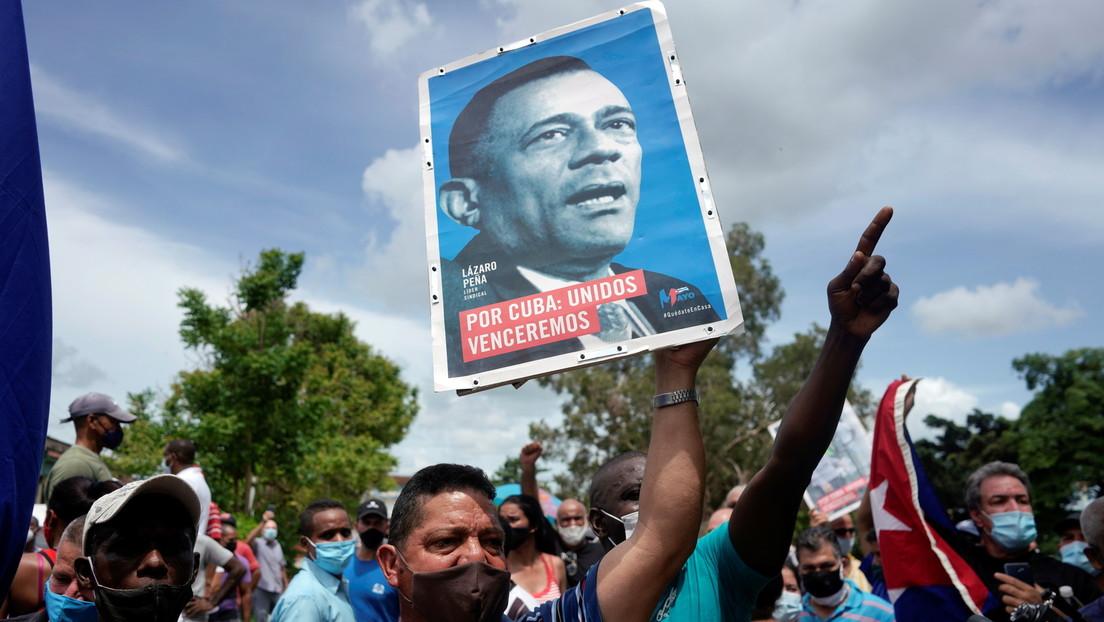 """Kubanischer Präsident: """"Wir werden niemandem erlauben, unsere Situation zu manipulieren"""""""