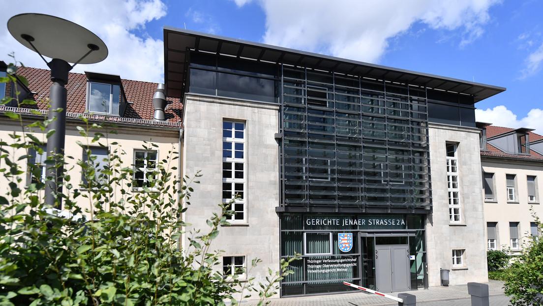 Weimar: Verfassungsschutz hätte AfD Thüringen nicht öffentlich als Prüffall bezeichnen dürfen