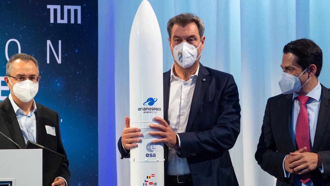 """Markus Söder wird deutlich: """"Ohne Impfen keine Freiheit"""""""