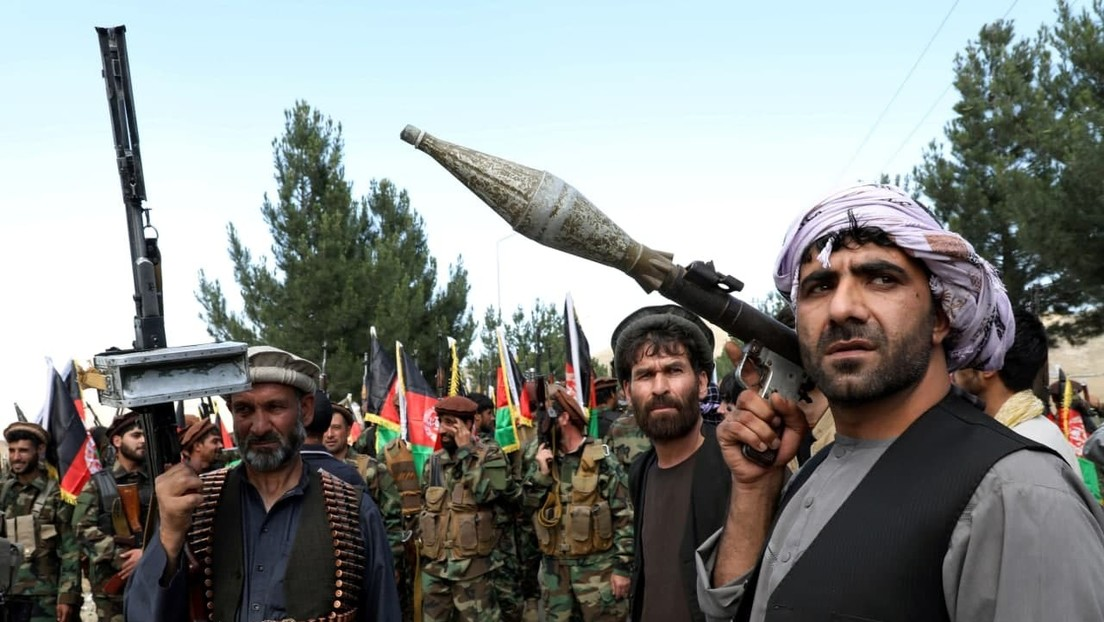 Afghanistan: Taliban auf dem Vormarsch